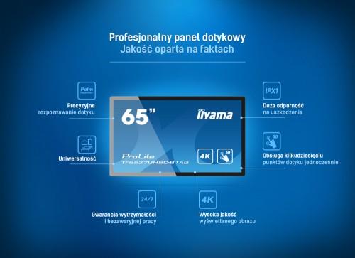 iiyama - fakty i mity o panelach dotykowych