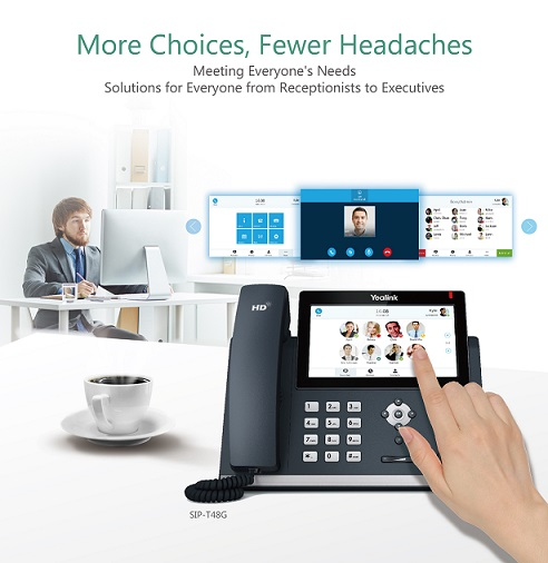 Yealink - Skype for Business