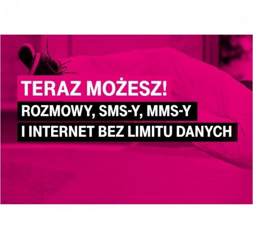 T-MOBILE 1 - BEZ LIMITU