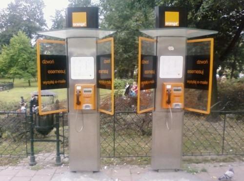 Budki telefoniczne w Opolu z hotspotami