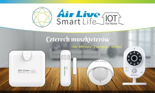 Airlive Smart Home Kit