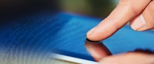 Egis Technology - czytnik linii pod ekranem