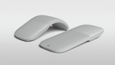 Microsoft Arc Mouse i Surface Arc Mouse