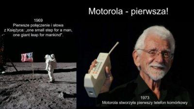 Motorola mówi #hellomoto