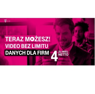 T‑Mobile - video dla biznesu