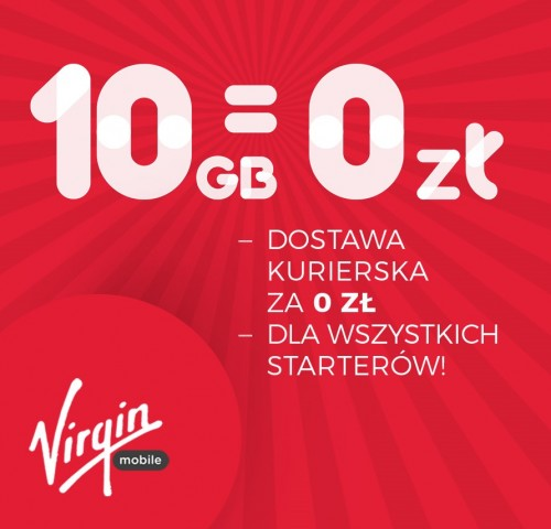 Virgin Mobile - 10 GB