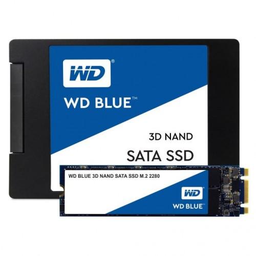 Western Digital - konsumenckie dyski SSD