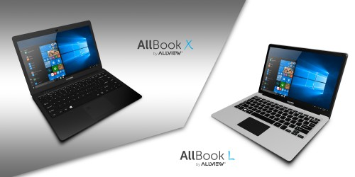 Allview AllBook X oraz AllBook L