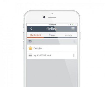 Asustor FileFlex