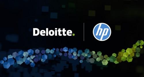 HP z Deloitte