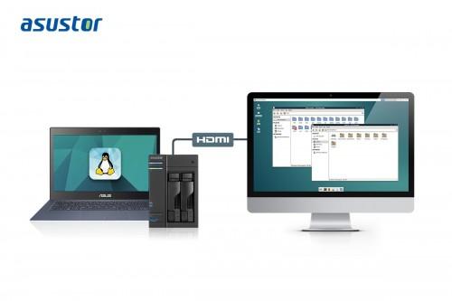 Asustor - Linux