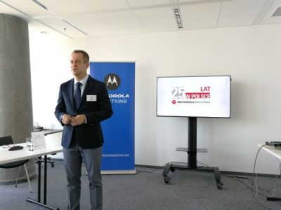Motorola - 25 lat innowacji w Polsce