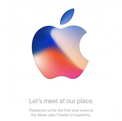 Apple iPhone 8 - premiera