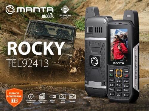 Manta TEL92413 Rocky