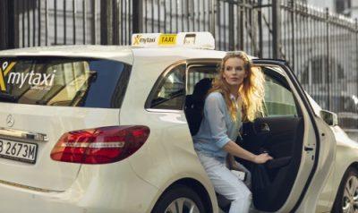 mytaxi Ride-sharing