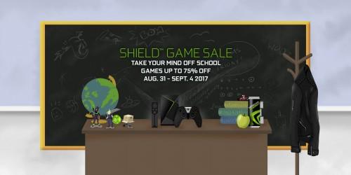 Nvidia Shield - gry