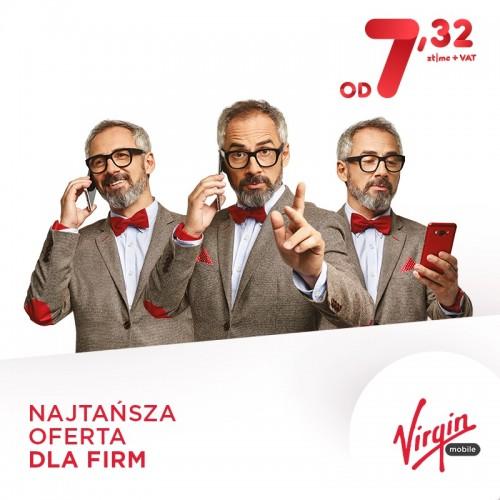 Virgin Mobile dla biznesu