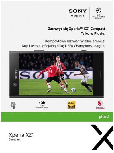 XZ1 Compact tylko w Plusie