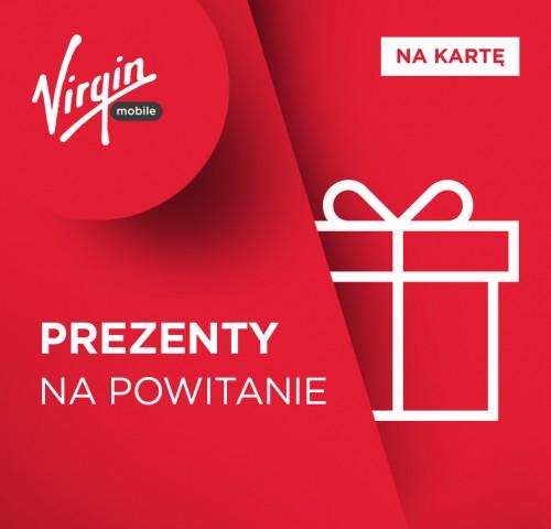 Virgin Mobile - prezenty na powitanie