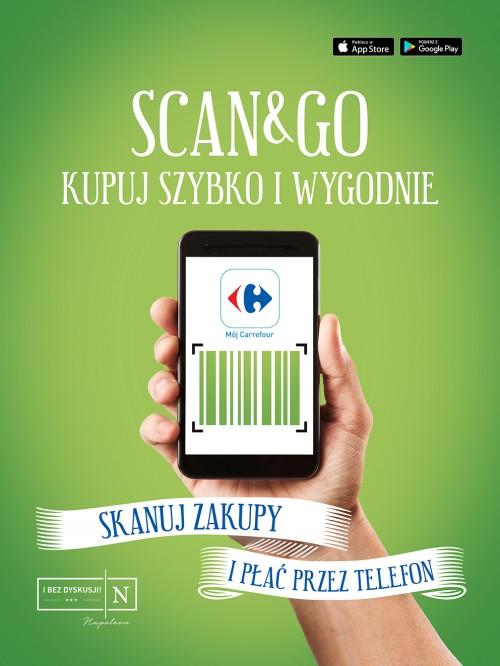 Płatności mobilne - ScanGo
