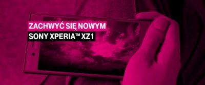 T-Mobile - Sony Xperia XZ1