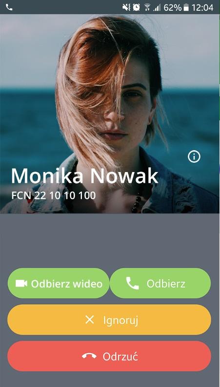Telefon FCN