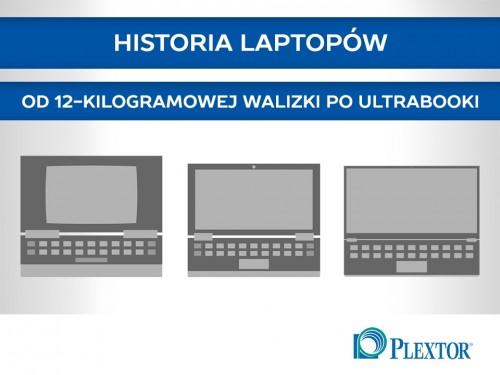 Historia laptopów