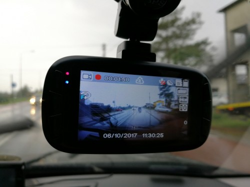 Test NavRoad myCAM HD quick