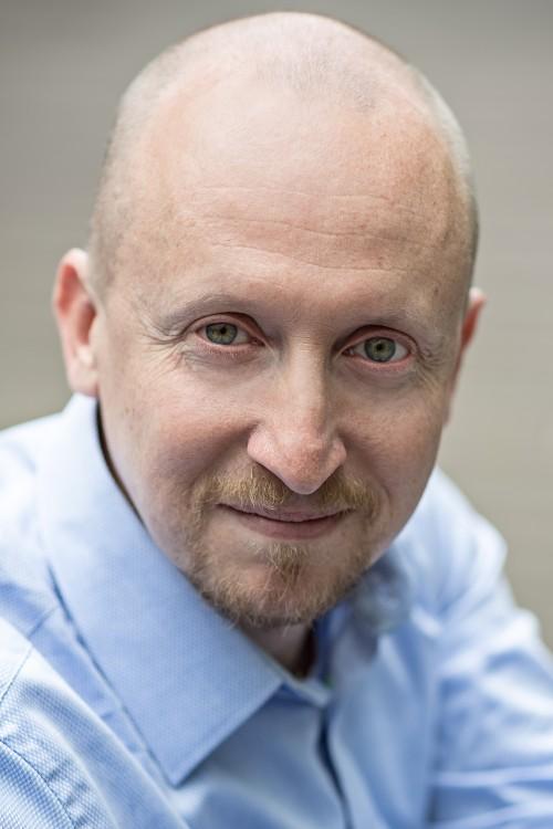 Marek Krauze - ekspert ds. cyberbezpieczeństwa w Trend Micro