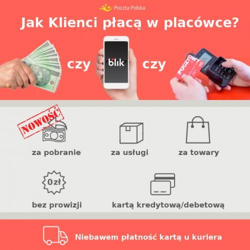Poczta Polska - przesyłki pobraniowe