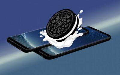 Samsung Galaxy S8 z Oreo