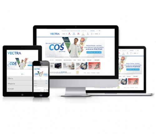 Vectra TV Online