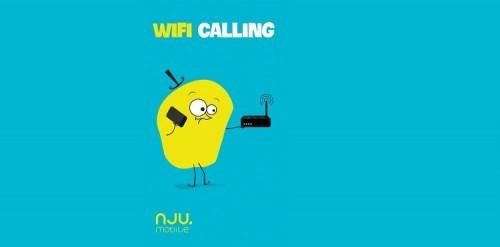 Nju mobile z WiFi Calling