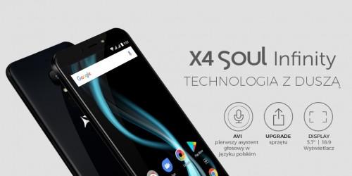 Allview X4 Soul Infinity i X4 Soul Infinity Plus