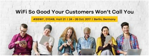 Broadband World Forum w Berlinie
