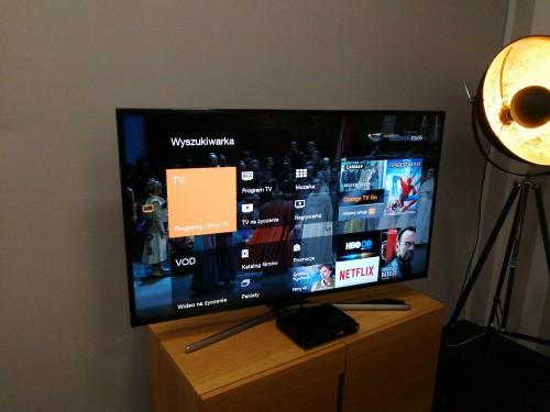 Orange TV - z ELEVEN SPORTS i Netflix