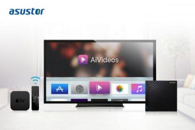 Asustor i Apple łączą siły