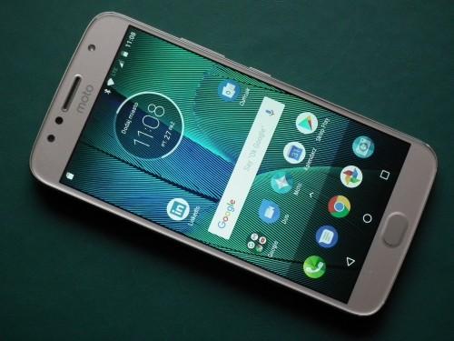 Test Motorola Moto G5S Plus