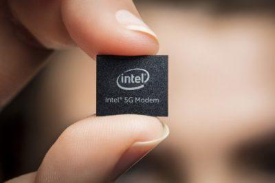 Intel - modemy 5G