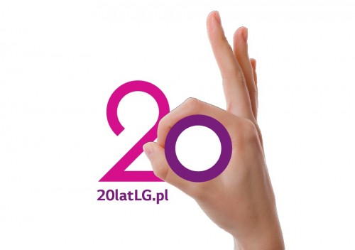 20 lat LG w Polsce