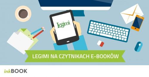 inkBOOK z aplikacją Legimi