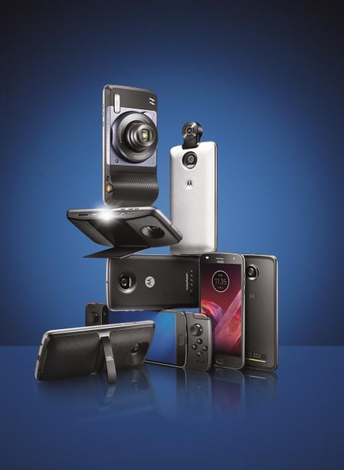 Motorola Moto Mods