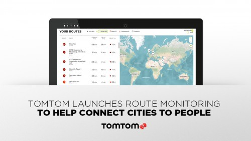 TomTom Route Monitoring
