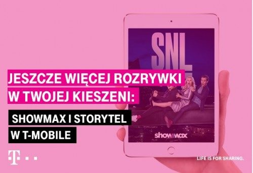 T‑Mobile - Showmax