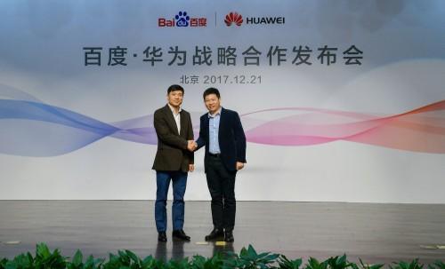 Huawei i Baidu