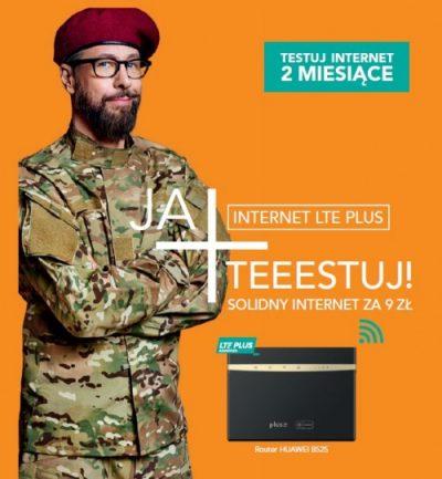 JA+ Teeeestuj Internet LTE Plus