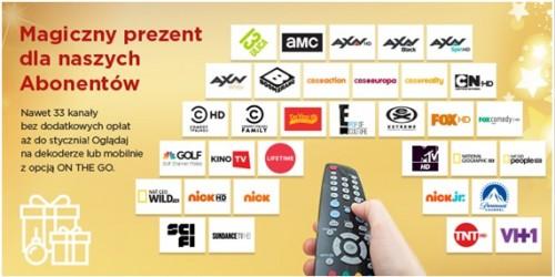 Cyfrowy Polsat z mikołajkowym prezentem dla abonentów