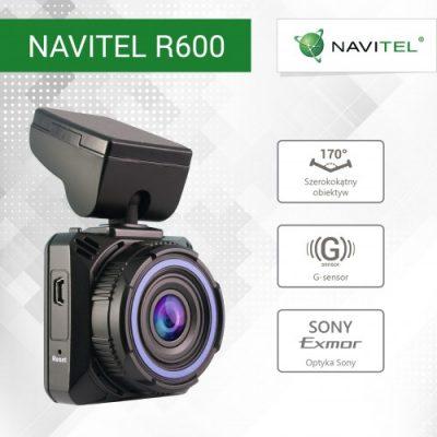 Plus - Navitel R600