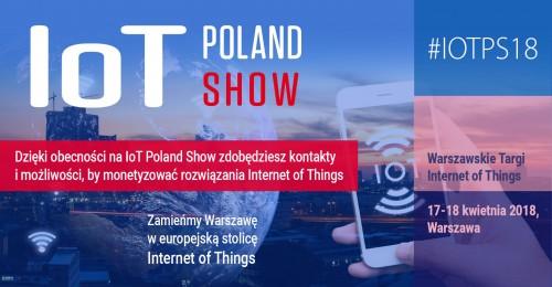 IoT Poland Show 2018