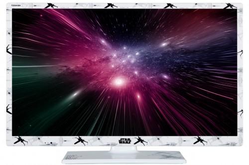 Toshiba Smart TV Star Wars